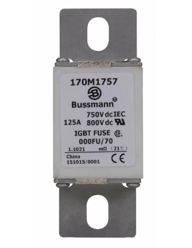 Fusibile Bussmann 170M1757 foind