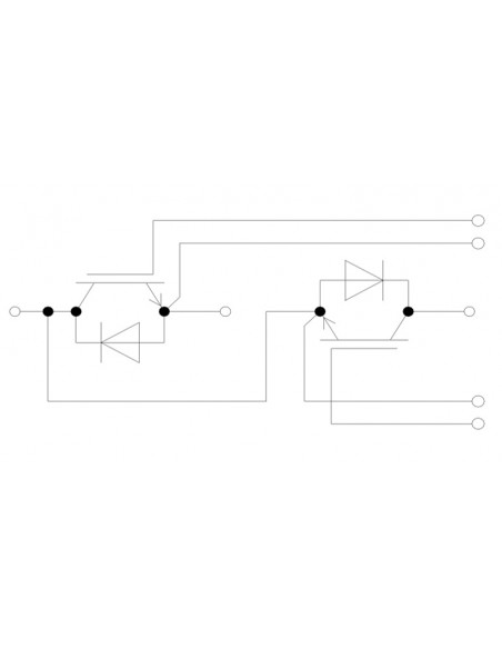 Modulo IGBT Infineon BSM50GB60DLC